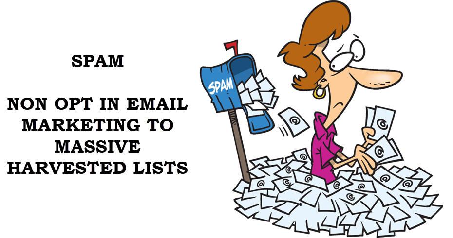 affiliate marketing spam